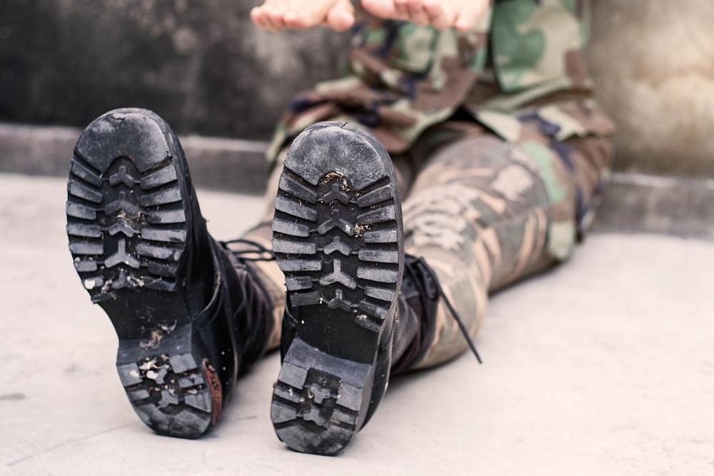 Odzież militarna to komfort użytkowania w każdych warunkach
